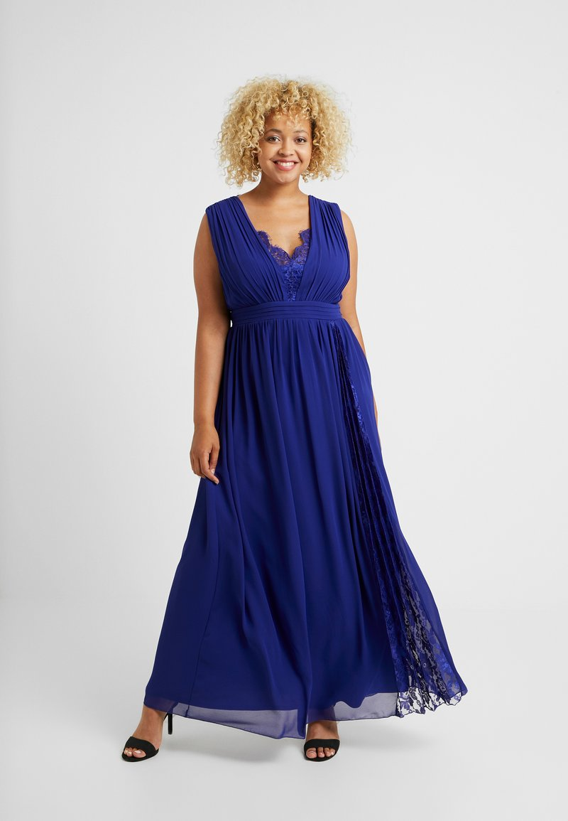 Little Mistress Curvy - Occasion wear - cobalt