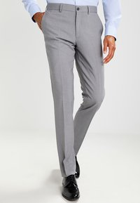 Lindbergh - Completo - light grey melange - 3