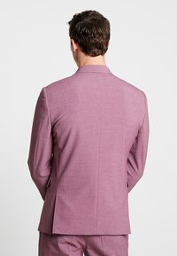 Lindbergh - Anzug - dusty pink melange - 3