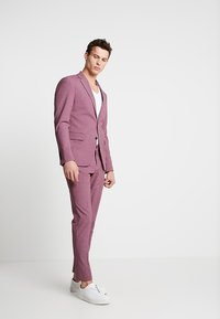Lindbergh - Anzug - dusty pink melange - 1