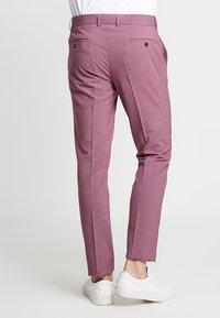 Lindbergh - Anzug - dusty pink melange - 5