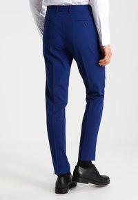 Lindbergh - PLAIN MENS SUIT SLIM FIT - Oblek - blue - 4