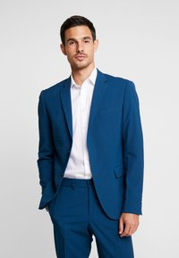 Lindbergh - PLAIN MENS SUIT SLIM FIT - Kostuum - deep blue - 2