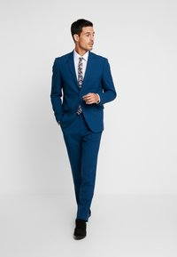 Lindbergh - PLAIN MENS SUIT SLIM FIT - Kostuum - deep blue - 1