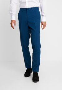 Lindbergh - PLAIN MENS SUIT SLIM FIT - Kostuum - deep blue - 4