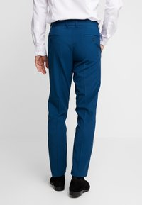 Lindbergh - PLAIN MENS SUIT SLIM FIT - Kostuum - deep blue - 5