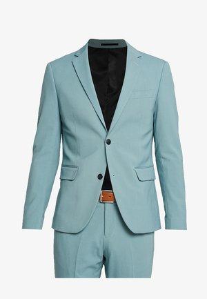 PLAIN MENS SUIT SLIM FIT - Suit - mint