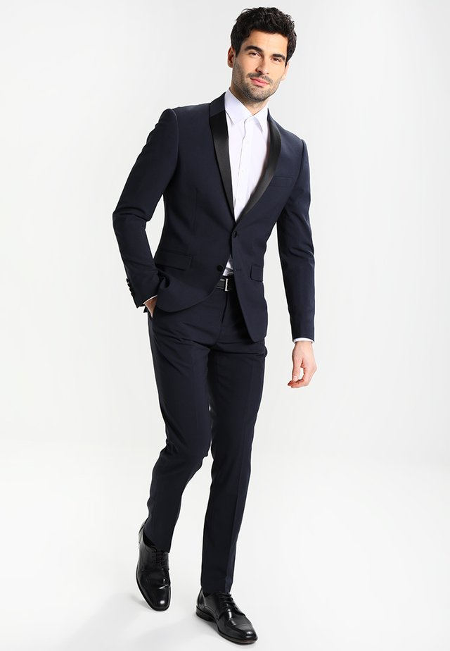 TUX SLIM FIT - Kostym - navy