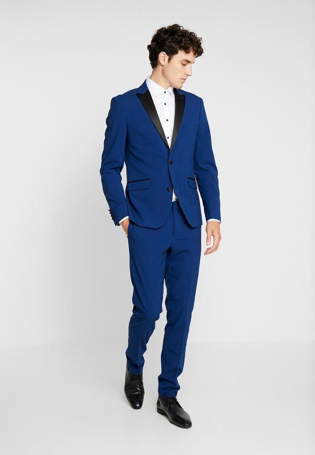 TUXEDO - Suit - blue
