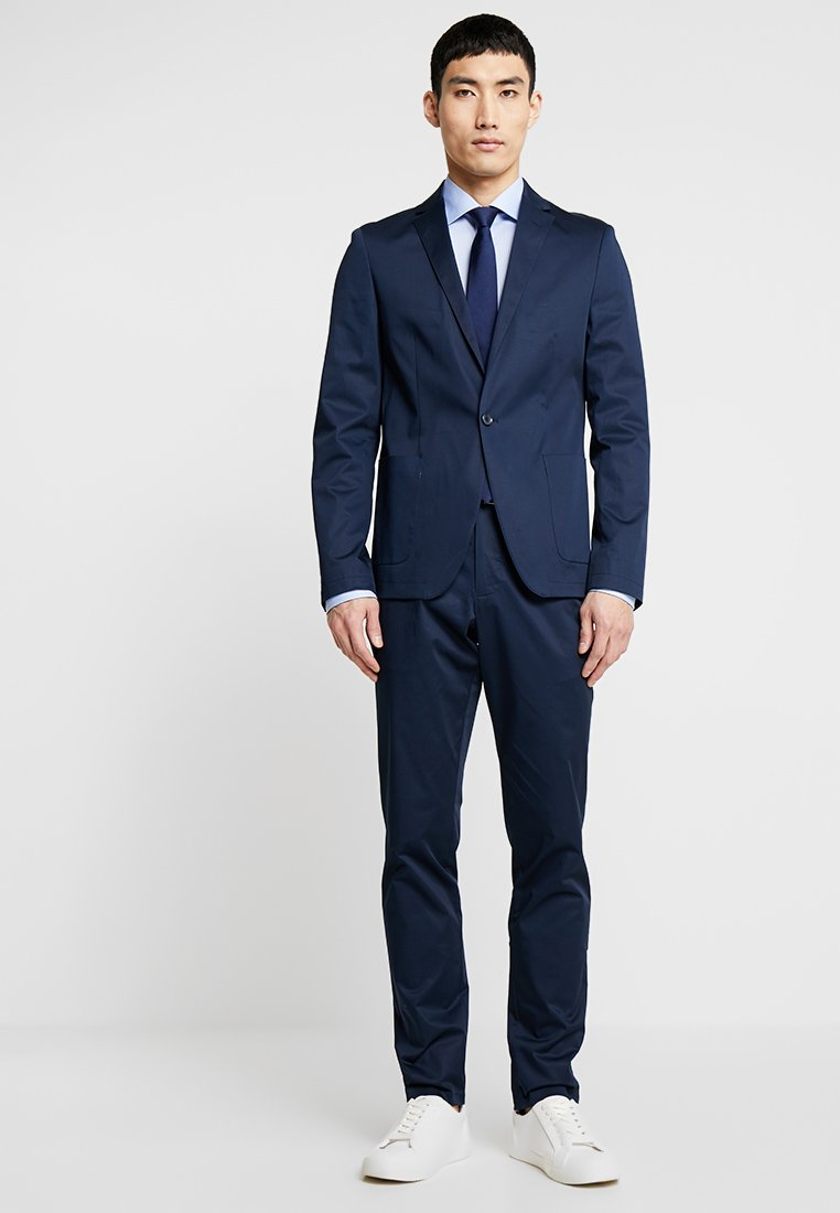 Lindbergh - CASUAL SUIT SLIM - Suit - dark blue