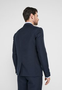 Lindbergh - HOUNDSTOOTH SUIT - Oblek - dark blue - 3