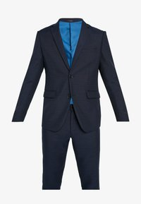 Lindbergh - HOUNDSTOOTH SUIT - Oblek - dark blue - 10
