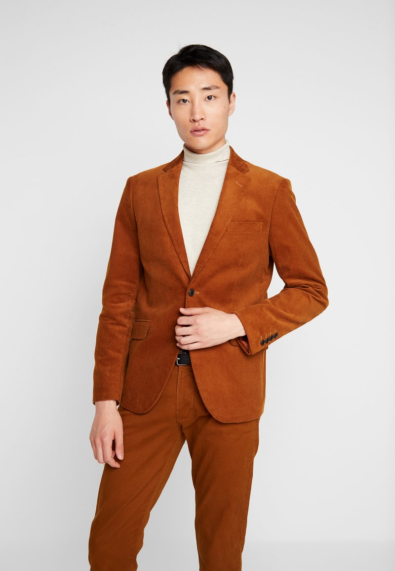 Lindbergh - blazer - light brown
