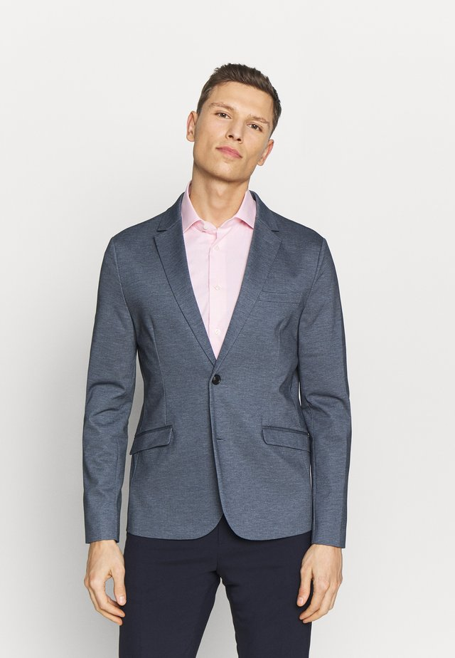 BLAZER - Blazer jacket - grey mix