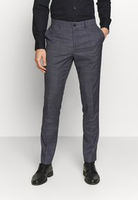 Lindbergh - CHECKED SUIT - Oblek - grey check - 4