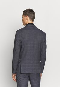 Lindbergh - CHECKED SUIT - Oblek - grey check - 3