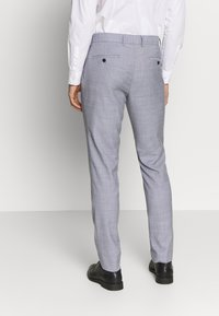 Lindbergh - CHECKED SUIT - Suit - lt grey check - 5