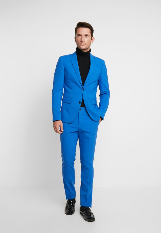 PLAIN SUIT - Oblek - cobalt blue