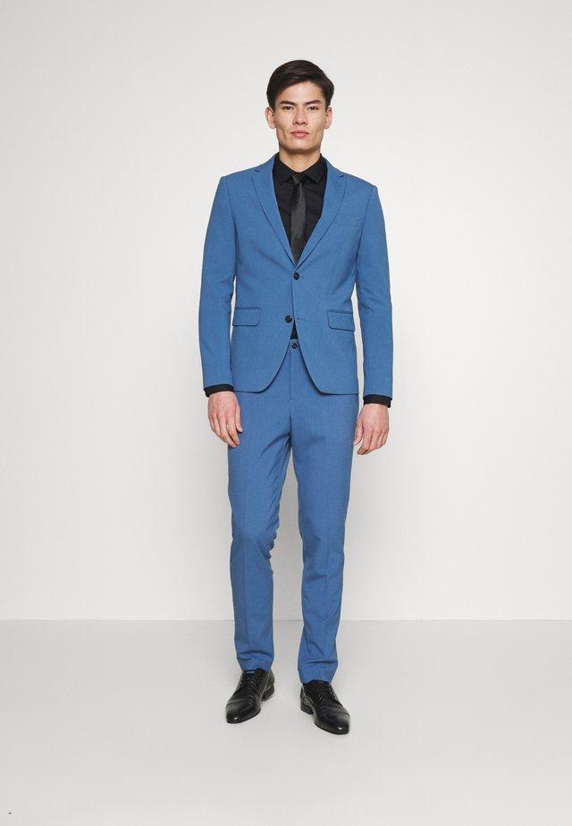 PLAIN SUIT - Anzug - mid blue