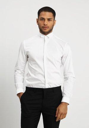TUXEDO SLIM FIT - Zakelijk overhemd - white