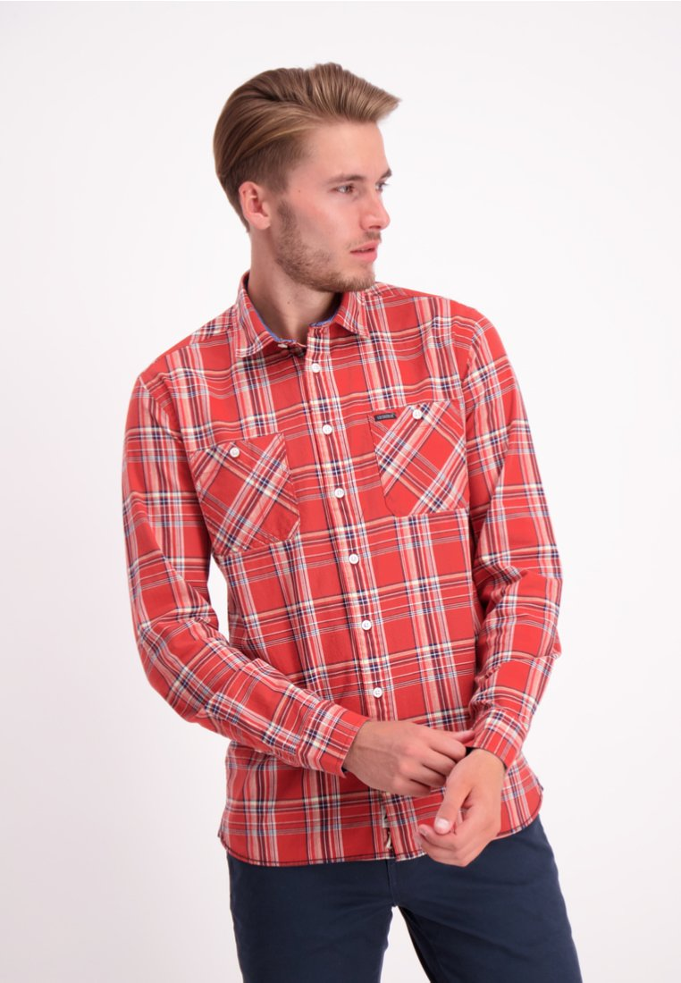 Lindbergh - Shirt - red