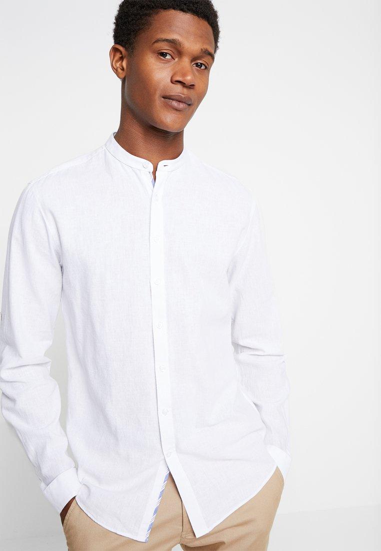 Lindbergh - MANDARIN - Shirt - white