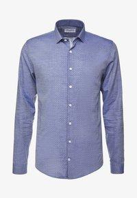 Lindbergh - SLIM FIT - Formální košile - mid blue - 4