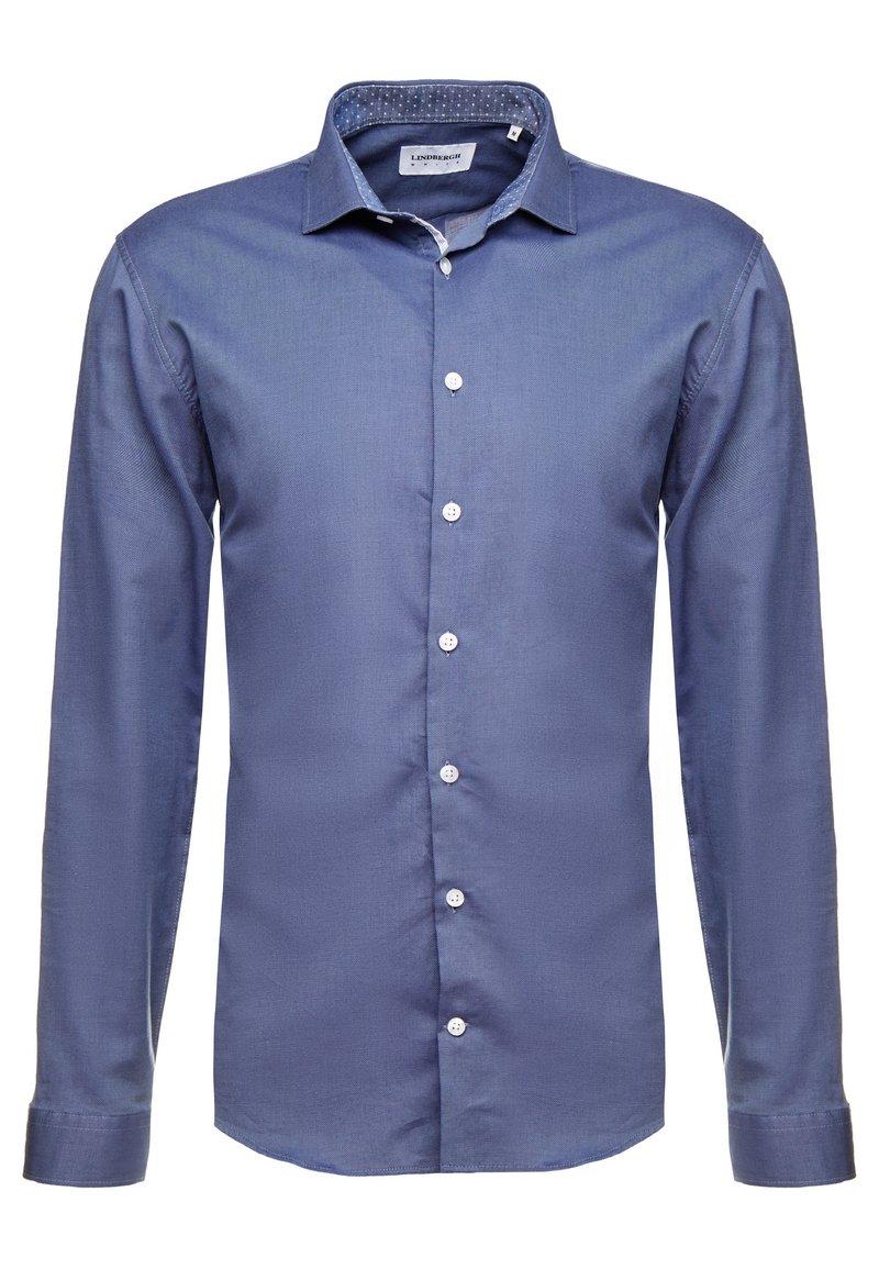 Lindbergh - SLIM FIT - Koszula biznesowa - dark blue