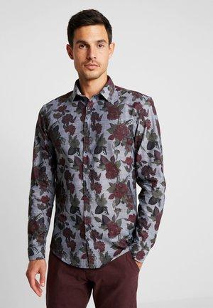 CHAMBRAY SHIRT  - Košile - black