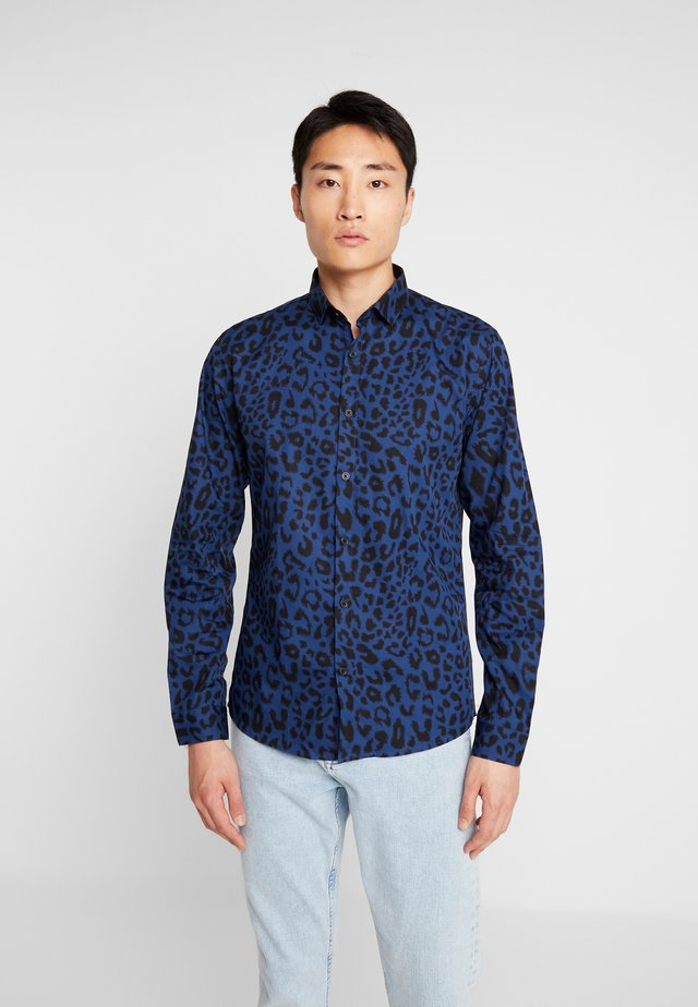 LEO - Overhemd - blue
