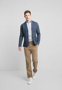 Lindbergh - GRAPHIC PRINT - Skjorte - mid blue - 1