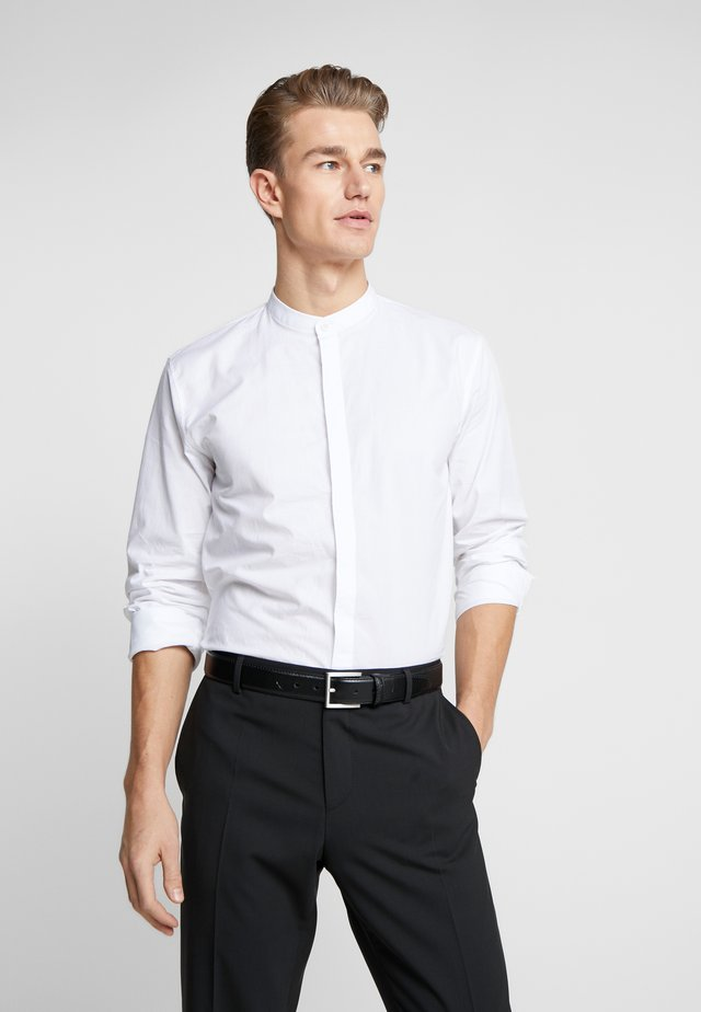 MANDARIN  - Shirt - white