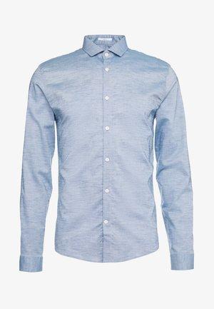 Zakelijk overhemd - mid blue