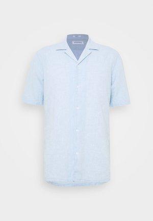 CASUAL RESORT  - Vapaa-ajan kauluspaita - light blue