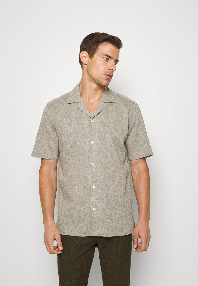 CASUAL RESORT  - Shirt - army