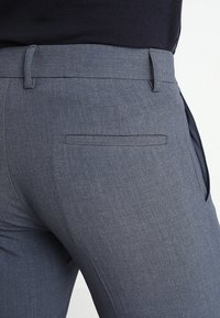 Lindbergh - SUIT PANTS - Trousers - blue mix - 5