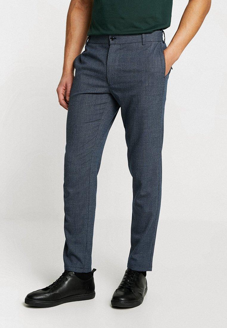 Lindbergh - CLUB PANTS - Trousers - blue