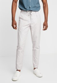 Lindbergh - CLUB PANTS - Chino - light grey - 0
