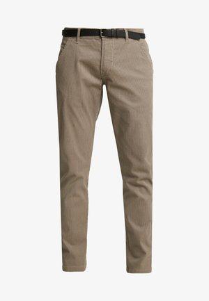 Chino kalhoty - sand