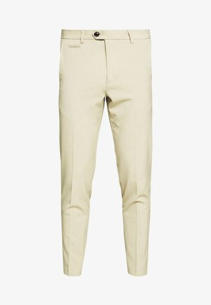 CLUB PANTS - Pantalones chinos - sand