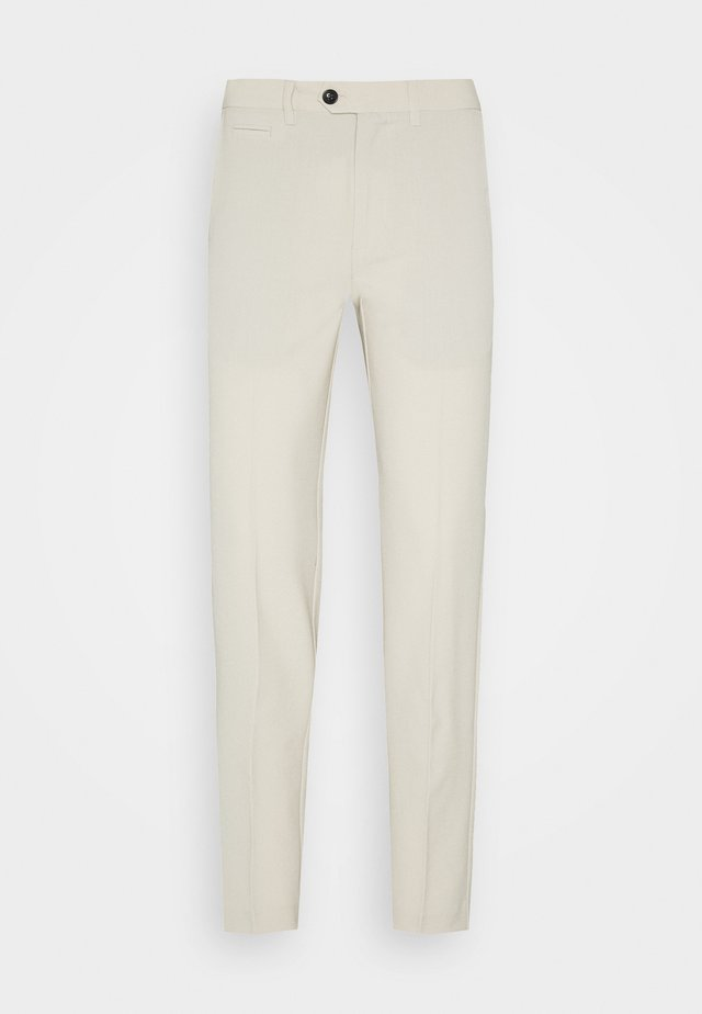 CLUB PANTS - Stoffhose - light sand