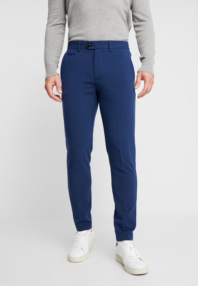 CLUB PANTS - Pantaloni - blue