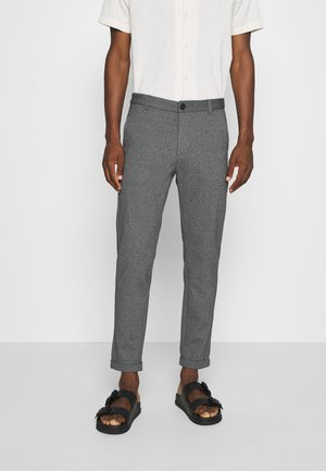 Trousers - grey mix