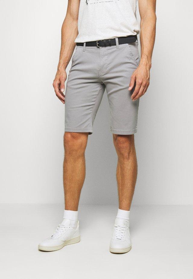 CLASSIC  BELT - Shorts - silver