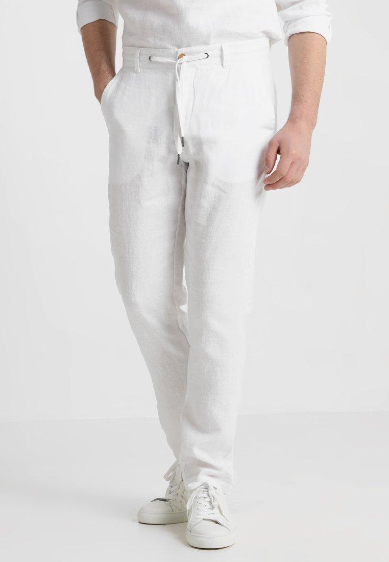 Lindbergh - PANTS - Stoffhose - white