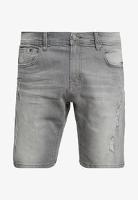 Lindbergh - REGULAR FIT  - Jeans Short / cowboy shorts - grey highway - 5