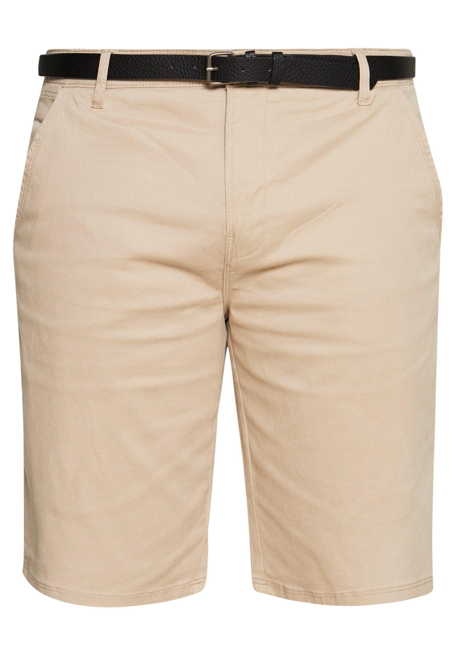 Lindbergh Classic Belt Plus - Shorts Sand UK