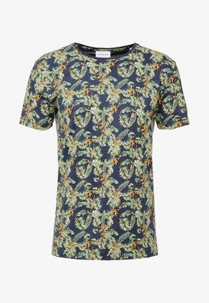 TEE - T-shirt con stampa - dark blue