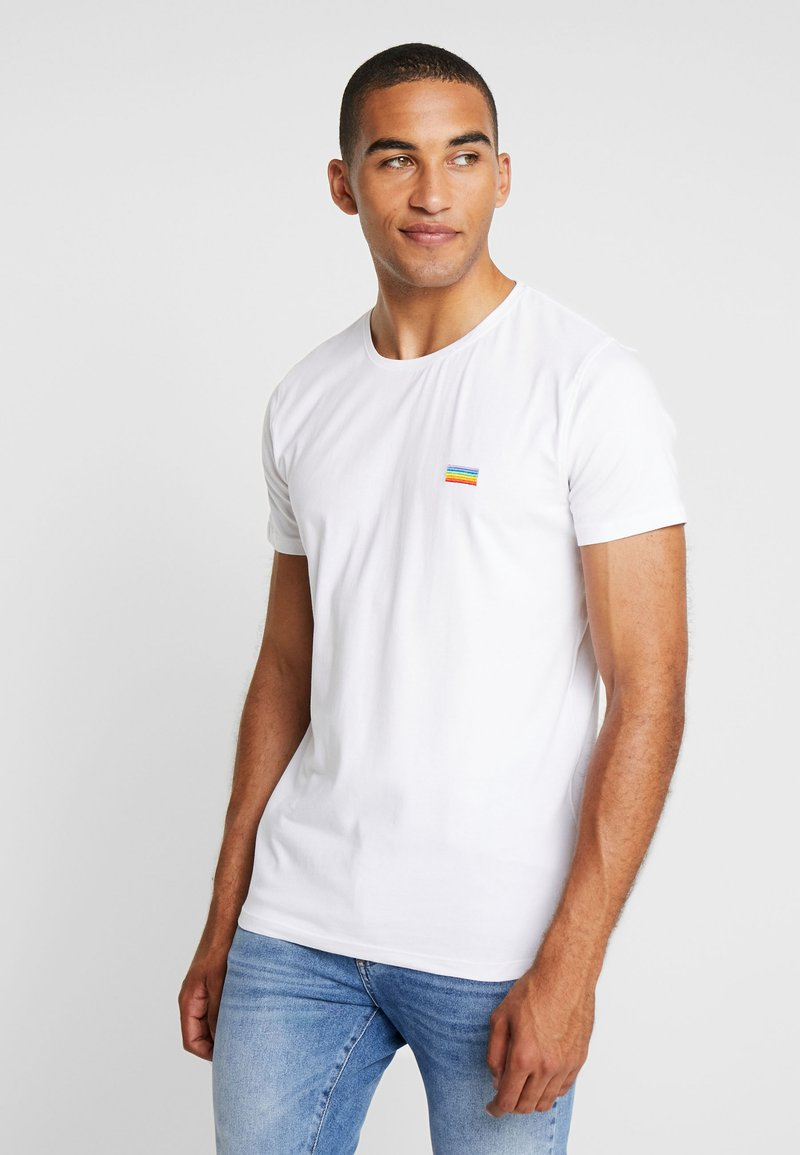 Lindbergh - PRIDE - T-shirt med print - white