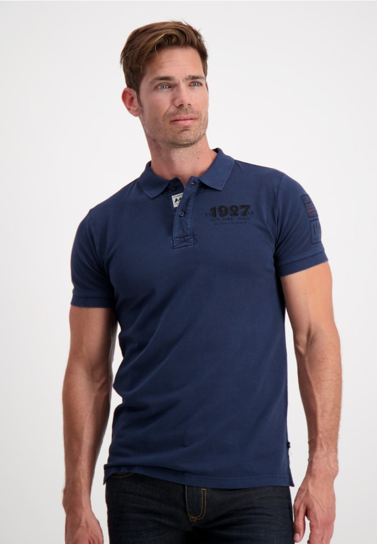 Lindbergh - Polo shirt - dark blue